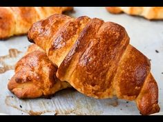 Quick Croissants :: Home Cooking Adventure