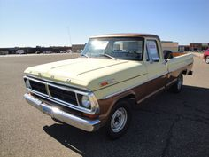 1965–1985 Pickup Trucks Cool trucks such as the 1970 Ford F-100 Ranger with a short bed, massive chrome grille and bumpers, and two-tone paint combinations have universal appeal and never go out of style. You can buy a nice truck in original condition for as little as $7500 to $10,000 and even take it to Home Depot on the weekend.