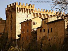 Piandimeleto (PU): Castello dei Conti Oliva, Marche, Italy