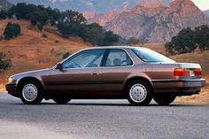 Accord Honda 1992 1993
