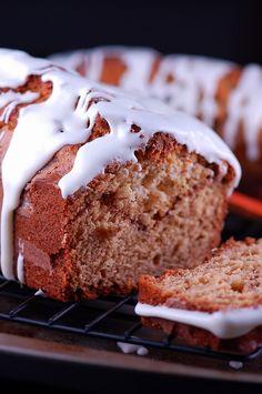 buttermilk cinnamon bread #recipe