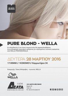 Pure Blond Wella