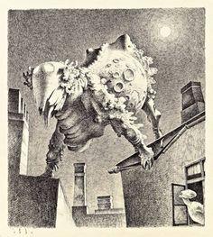 Franz Sedlacek – The Moon Calf (1936)