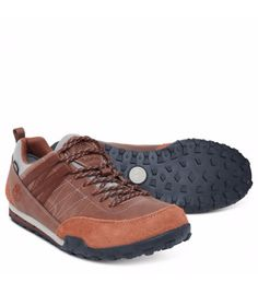 TIMBERLAND GREELEY APROACH BROWN SUEDE