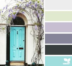 a door hues color palette from Design Seeds Design Seeds, Colour Pallette, Colour Schemes, Color Patterns, Color Charts, Good Color Combinations, Color Combos, Palette Design, Logo Design