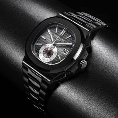Bamford Watch Department USA – Customised Luxury Watches – Black Rolex MGTC – BWD Image Gallery