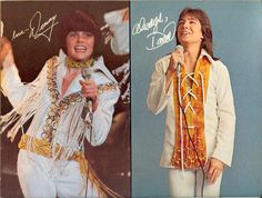 Donny Osmond & David Cassidy
