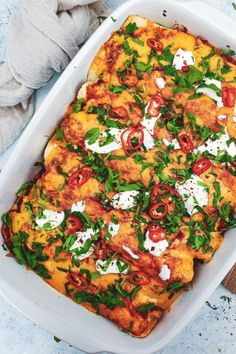Enchiladas, Mexican Food Recipes, Healthy Recipes, 20 Min, Food Cravings, Bon Appetit, Vegetable Pizza, Tapas, Meal Planning