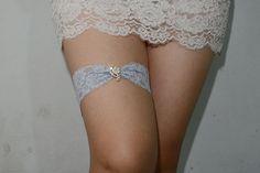light blue bridal garter something blue garter by janebridal, $11.90