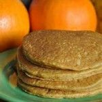 Skinny Pumpkin Pancakes - any pancake lover will really enjoy this recipe!
