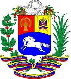 Escudo República Bolivariana de Venezuela