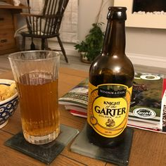 Knight of the garter Golden Ale from Windsor & Eton