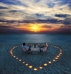 Now that's what I call romantic!!