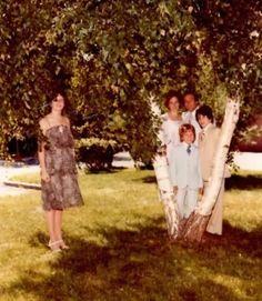 Though Susan was no longer contagious, her family took no chances.