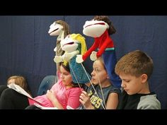 Puppets: Puppet Making - YouTube