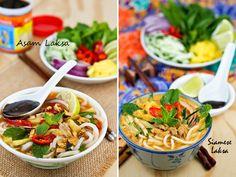 Asam Laksa by Roti and Rice