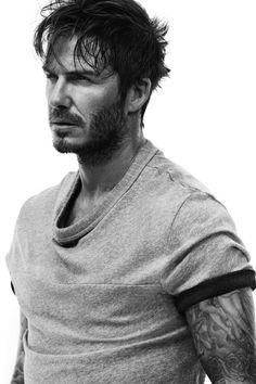 nightsinbrooklyn:  David Beckham | H&M