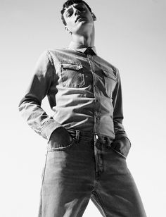 DENIM-MAN-EDITORIALS | ZARA 대한민국