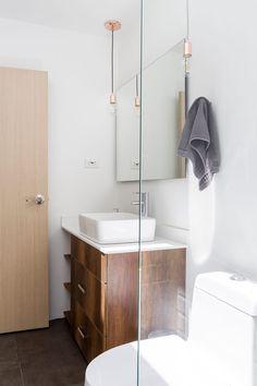 baño casa laureles  Baños de estilo por Adrede Diseño 214f6ffea007