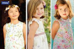 Vestidos primavera verano 2015.Mariquilla-moda-infantil