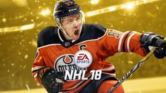 Connor McDavid has been announced on the cover of NHL 18