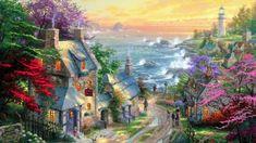 Thomas Kincaid (40 pieces)