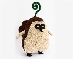 Kikwi  PDF crochet pattern from The Legend of Zelda by Liebe9, $5.00