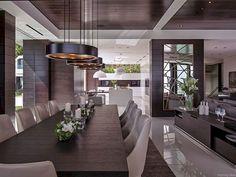 Dining Room Maison De Reve Pinterest Idee Per La Casa Case Et