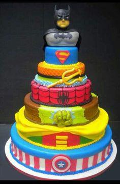 Groom's cake? I think yes!
