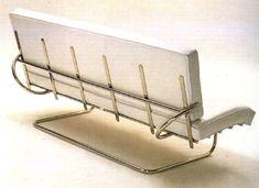 Marcel Breuer. Cantilever sofa.