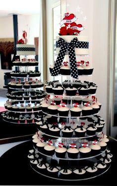 Rockabilly Cupcakes!