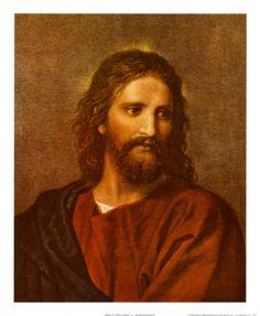 Cristo em Trinta e Três, Heinrich Hofmann