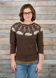 The design on a sweater yoke can make or break a pattern, so choose 'em right! Take a peek at these jaw-dropping sweater yokes and add them to your to-knit list — or use them as inspiration to design your own pretty yoke.