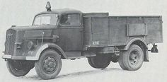 Of the Opel blitz S and Variants  an respectable 135.000 trucks were made  But if you set this against the US  GMC CCKW, Long wheelbase, closed cab a huge 550.000 trucks were made .the Americans knew that with Good Logistics the Landing In Normandy would be an Succes.What if the Germans realized this in the same Manner with Operation Barbarossa