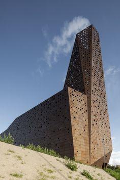 Galería - Línea de Incineración en Roskilde / Erick van Egeraat - 11