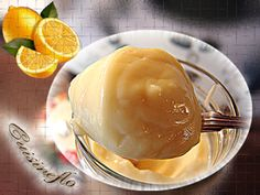 Recette Lemon curd par cuisineflo - recette de la catégorie Desserts & Confiseries