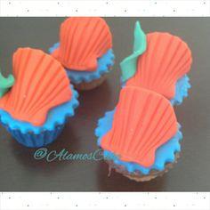 #almeja#bautizos #bodas #cupcake #cupcakes #cupcakesconchamarina#cupcakemarino #cumpleaños #dessert #desserttable #dulces #fiestas #postres#vainilla @AlamosCake  Para pedidos 04242114240 Alamoscake@gmail.com #AlamosCake  #WRM