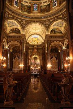 Image Detail for - The Badger Catholic: The Basilica of St. Josaphat, Milwaukee, WI