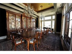 Another View Of The Dream Dining Room In House For Sale In Atlanta, GA - Sellect Realty