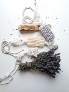 Síťka na mýdlo Zero waste Bezodpadová domácnost Bez odpadu Zero Waste, Tassel Necklace, Personalized Items