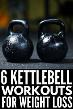 6 Full Body Kettlebell Workout Routines That Tighten and Tone. If you're new to kettlebell training, you may be wondering what exactly a kettlebell is. A kettlebell is a cast iron ball with a handle attached to the top of it. Fitness Hacks, Fitness Workouts, Kettlebell Workout Routines, Kettlebell Training, Fitness Routines, Kettlebell Benefits, Kettlebell Challenge, Kettlebell Cardio, Training Workouts
