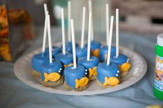 Bubble Guppies Birthday, definitely doing these!