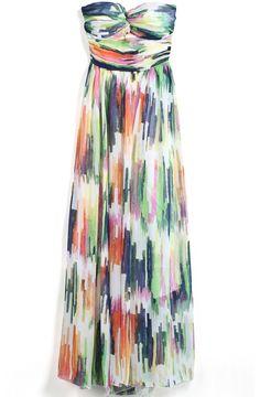 Graffiti Print Dress