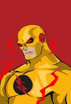 Reverse Flash by Bosslogic