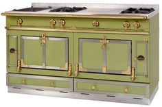 Château 150 | La Cornue - Does anyone have $30,000 they can loan me?  I want this!!!
