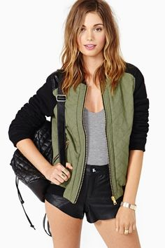 Battalion Bomber Jacket