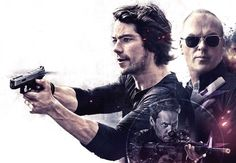 New American Assassin Poster Red Band Trailer Tomorrow