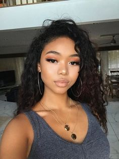 Are you searching for best curly lace front wigs with fast delivery and big discount? Just check our top quality human hair & synthetic short lace front wigs for sale here. Beauty Make-up, Natural Beauty Tips, Beauty Hacks, Hair Beauty, Beauty Skin, Beauty Ideas, Beauty Care, Make Up Looks, Remy Human Hair