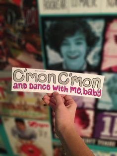 C'mon C'mon- One Direction