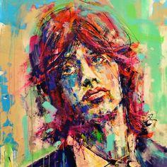 Encontrá las mejores ideas e inspiración para el hogar. Mick Jagger por CASAyARTE | homify